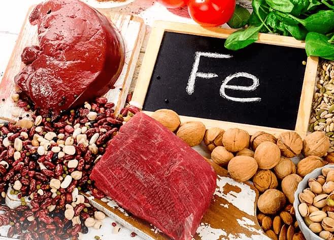 Importancia del hierro en la alimentación   Fegasacruz